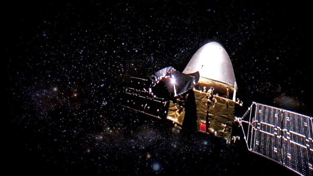 China, sexto país a nivel mundial en llegar a Marte; Tianwen-1 en órbita