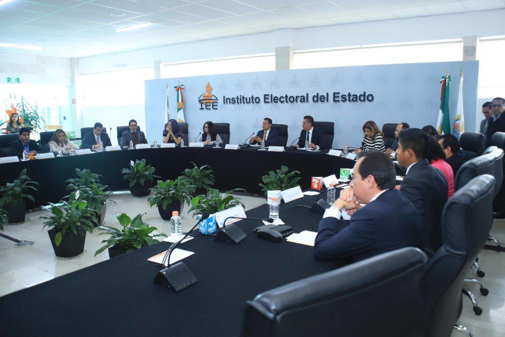 IEE pierde documentos de Morena y solapa registros extemporáneos a MC