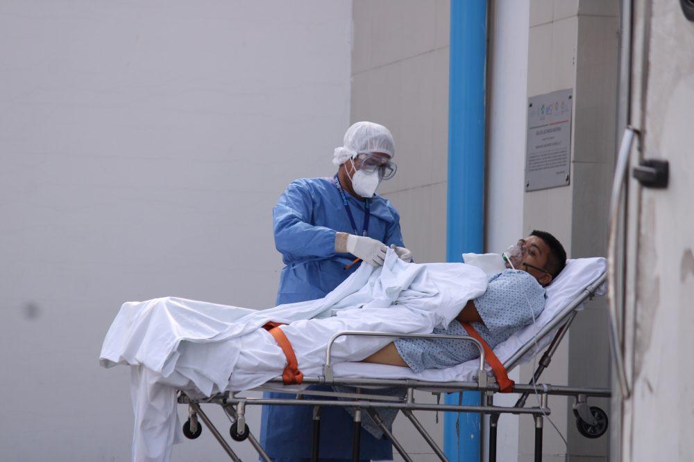 Advertencia: los hospitales en Puebla ya se están saturando de pacientes Covid19