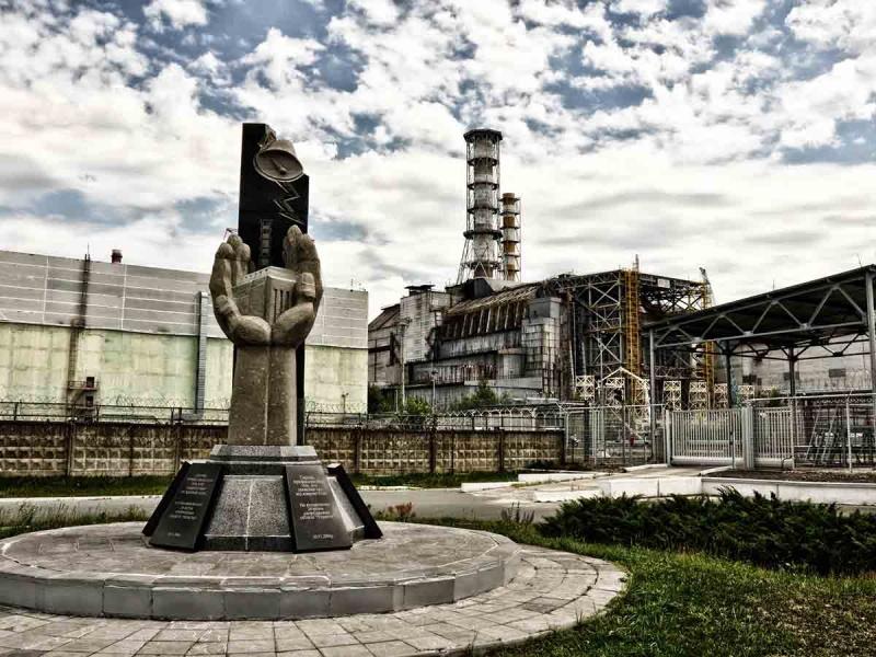 Detectan nuevas reacciones nucleares en Chernóbil