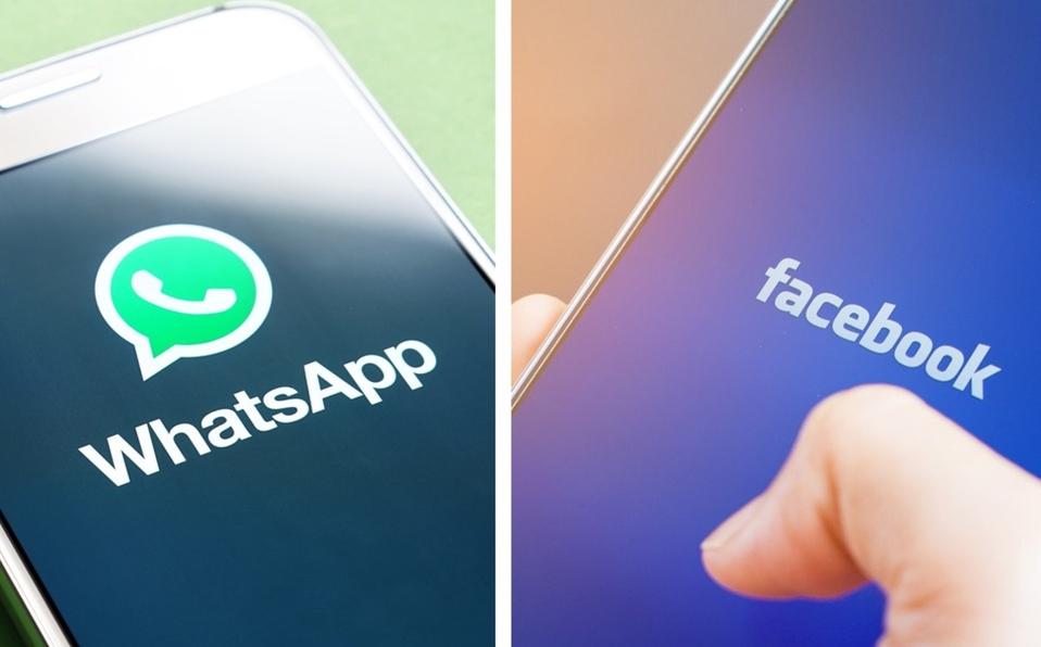 Reportan caída de Facebook, Instagram y WhatsApp en varias partes del país
