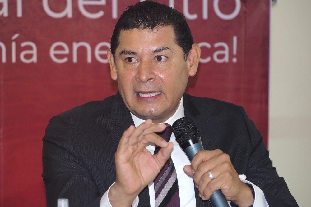 ¿Alejandro Armenta arrancó búsqueda de gubernatura?