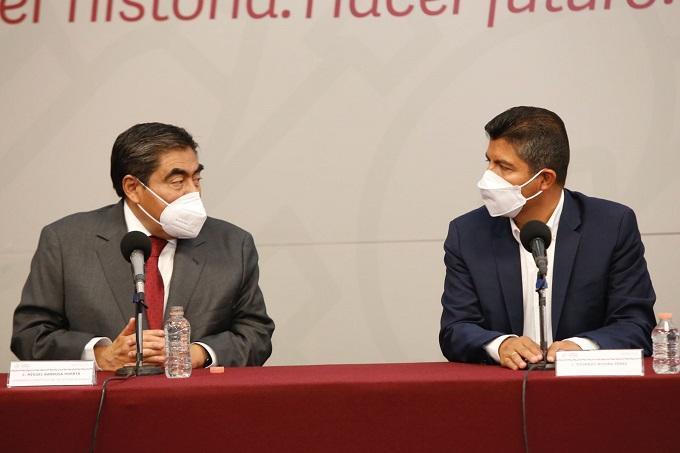 Barbosa y Lalo Rivera: el acuerdo es de civilidad, no político