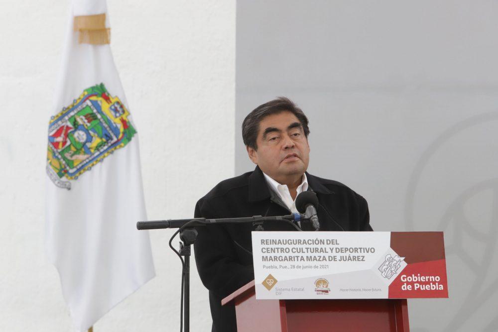 Presentará Gobierno ante FGE pruebas de espionaje en Puebla