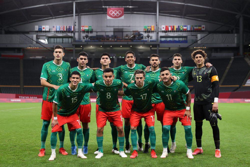 El Tricolor derrota a Sudáfrica, pasa a cuartos de final de Tokio 2020