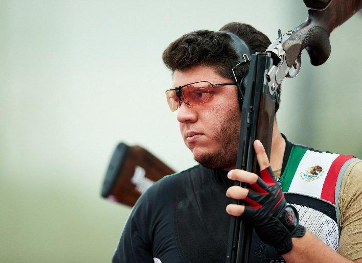 Jorge Orozco queda en cuarto lugar en tiro deportivo en Tokio 2020