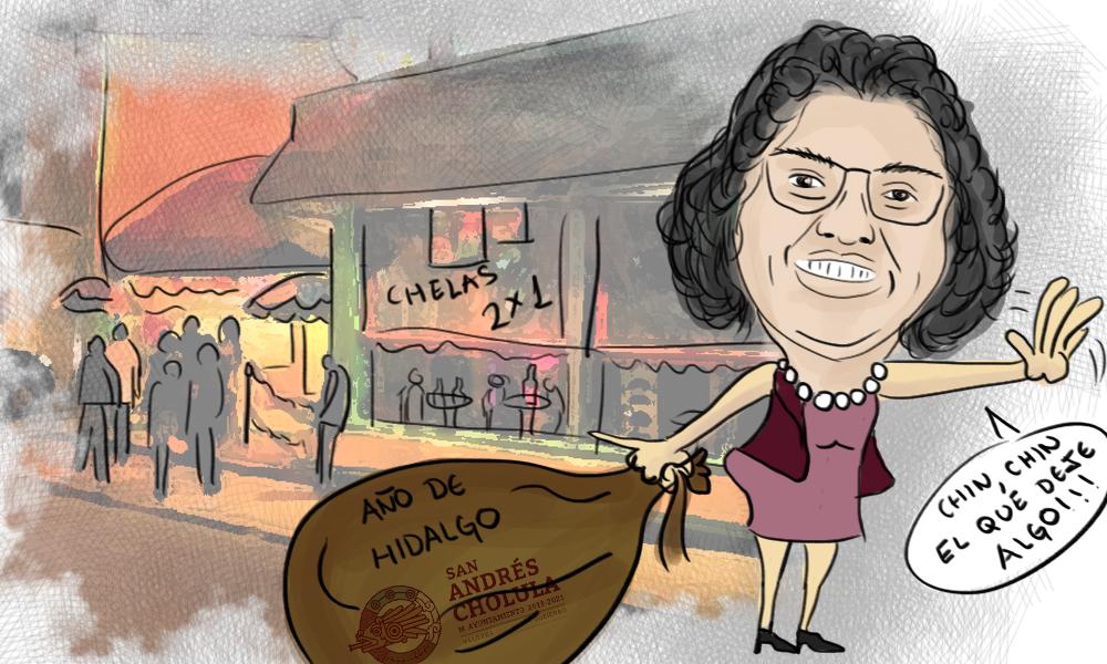 Karina Pérez y el año de Hidalgo en San Andrés