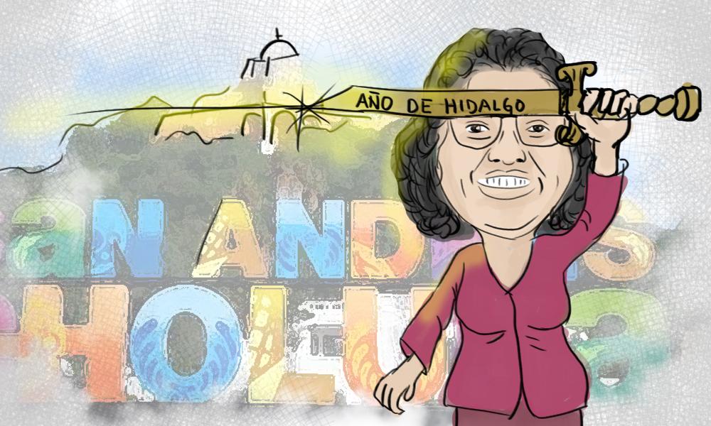 Siguen los abusos, y el año de Hidalgo, de Karina Pérez