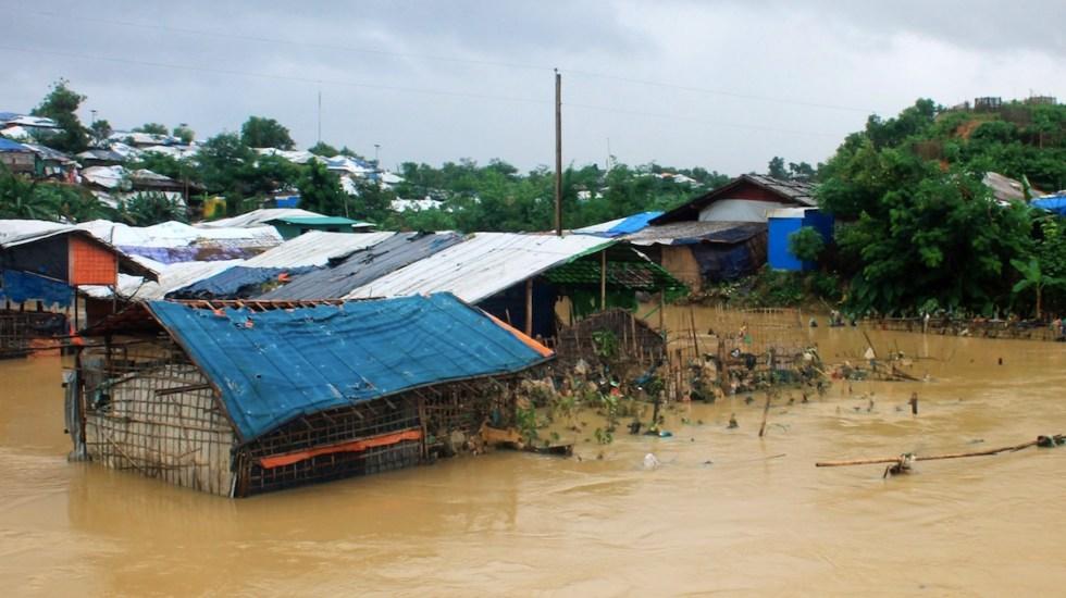 Inundaciones en Bangladesh dejan al menos 21 muertos