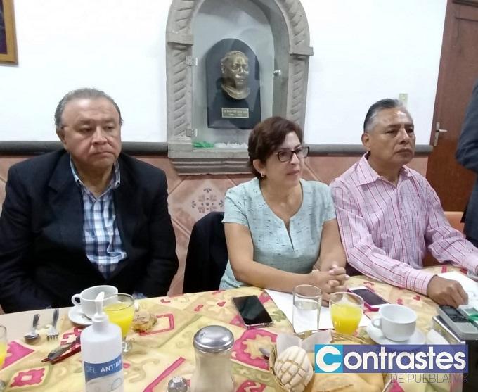 Un mal chiste, las aspiraciones de Lilia Vázquez en la BUAP