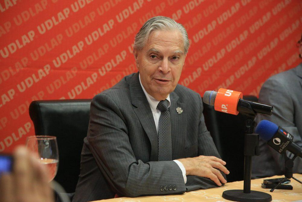 Respalda comunidad administrativa de la UDLAP rectoría de Luis Ernesto Derbez