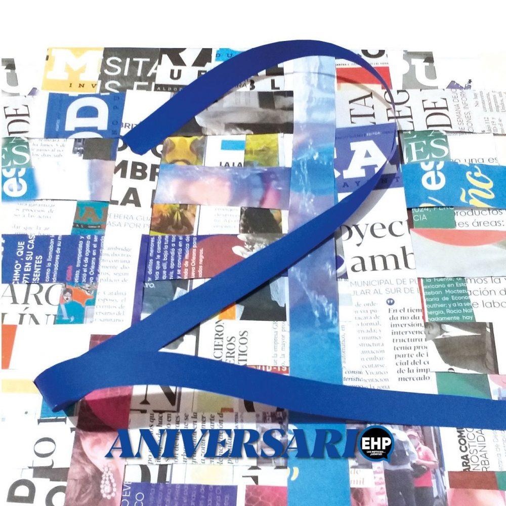 Se cumplen dos años de El Heraldo de Puebla