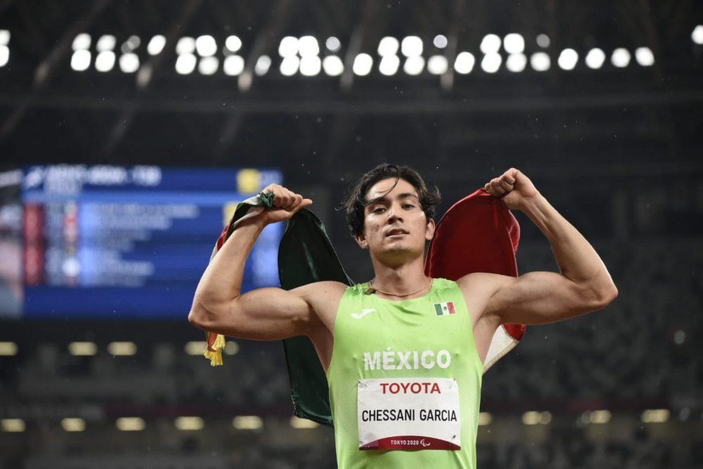Rodolfo Chessani y Arnulfo Castorena obtienen medallas de oro en Paralímpicos