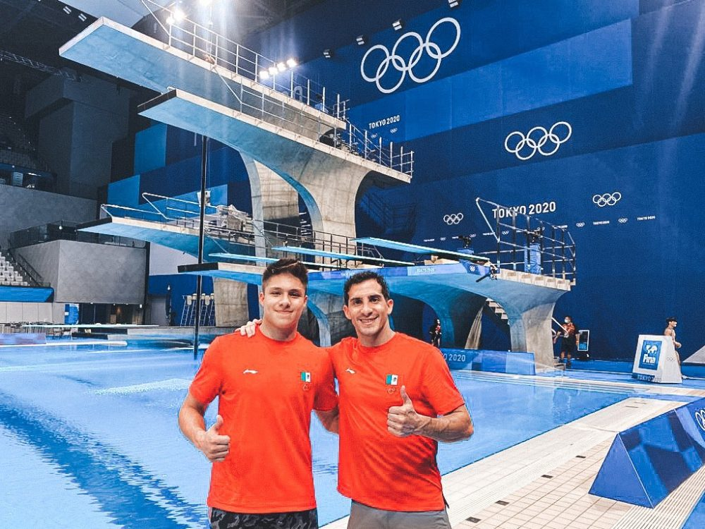 Rommel Pacheco y Osmar Olvera pasan a semifinales