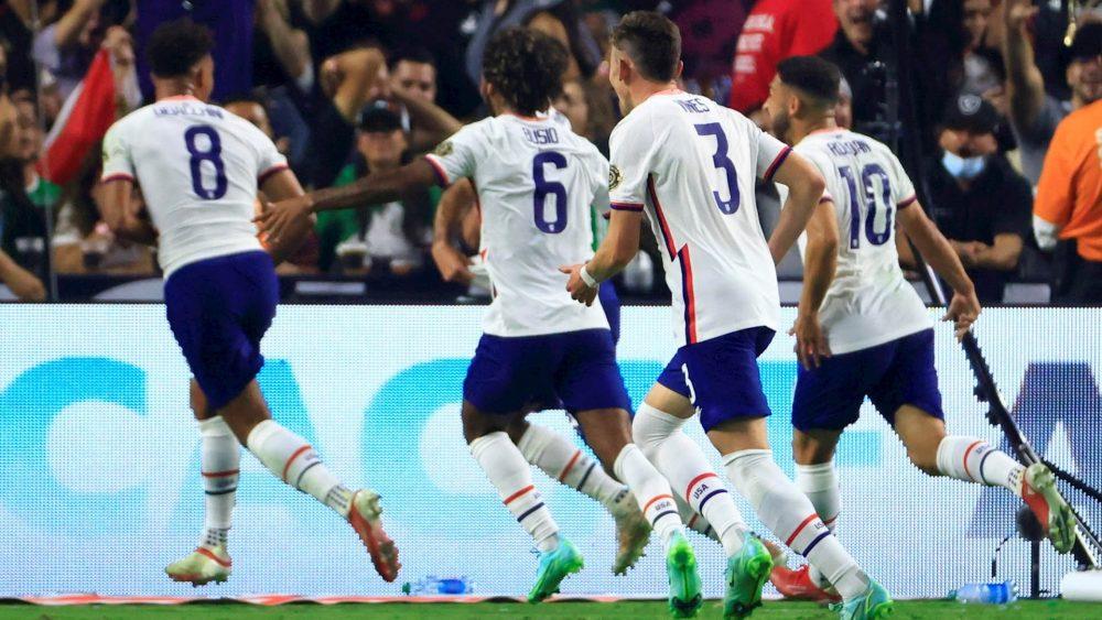 EU derrota a México en la final de Copa Oro
