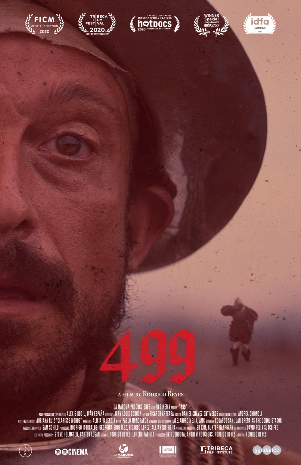 Elenco de la película 499 estará en Puebla y Tlaxcala