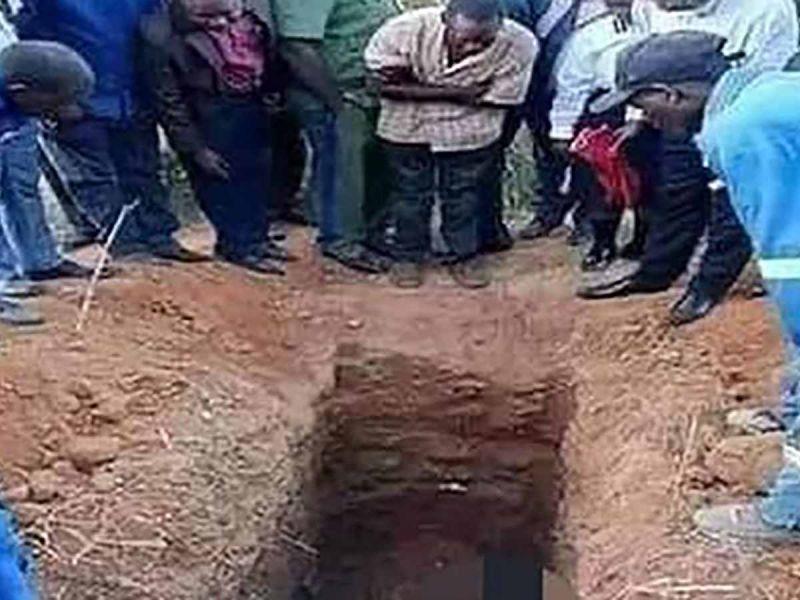Pastor pidió ser enterrado vivo para 'resucitar como Jesús' y falleció
