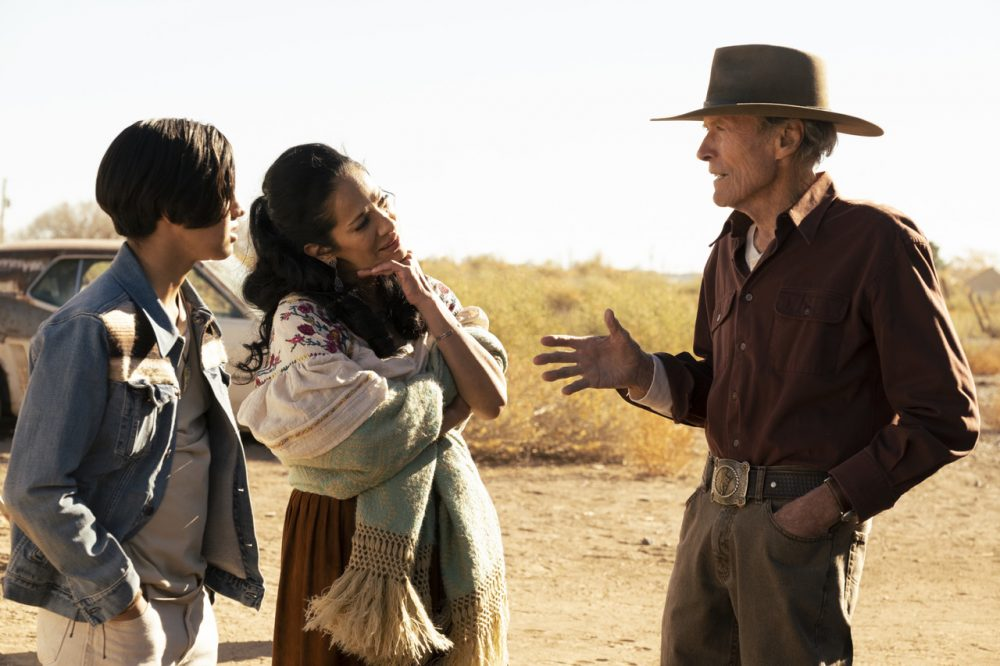 La mexicana Natalia Traven , protagoniza película junto a Clint Eastwood