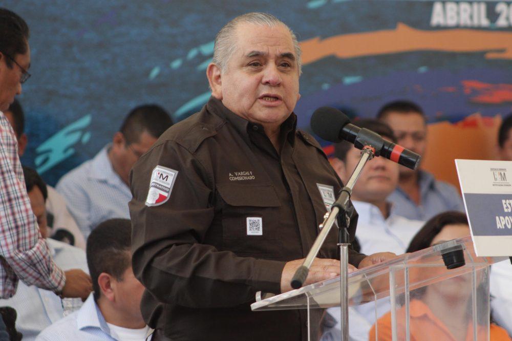 Ardelio Vargas llegará con Carla Morales para tomar la SSC y quitar a los ambulantes