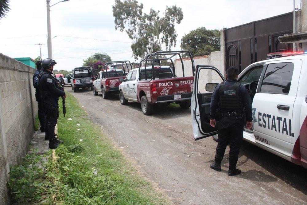 Aseguran a migrantes en Tlaltenango
