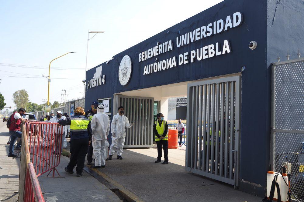Gobierno trabajará de la mano con nueva Rectoría de la BUAP: Barbosa