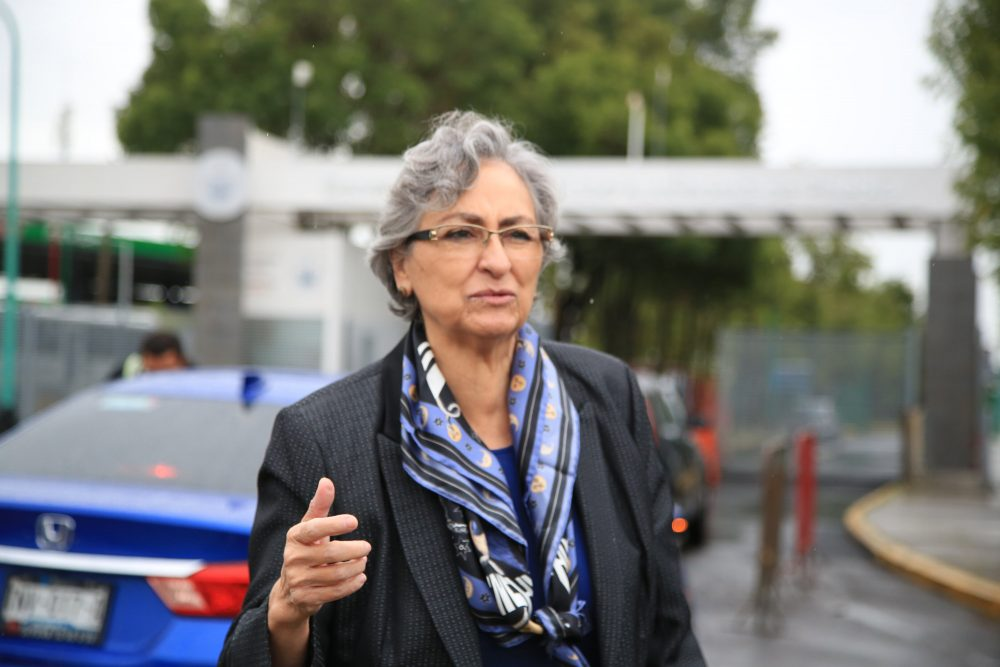 Fracasa campaña de Lupita Grajales a la Rectoría de la BUAP; está sola en este proceso