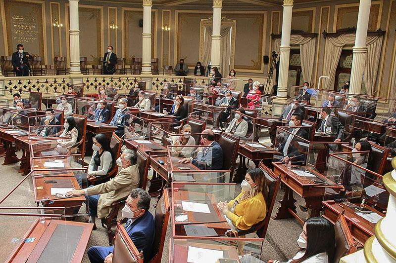 Una legislatura muy interesante