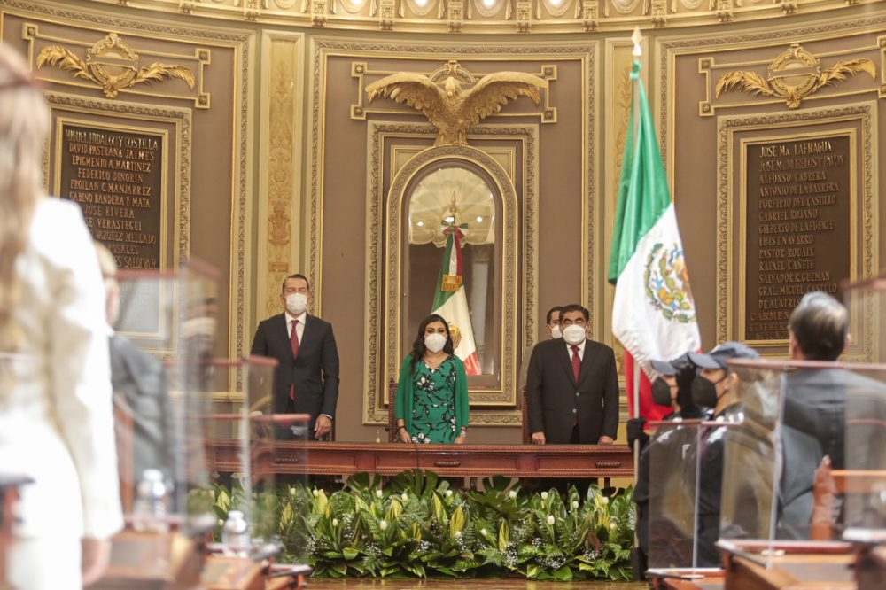 Inicia en Puebla LXI Legislatura con postura de diálogo