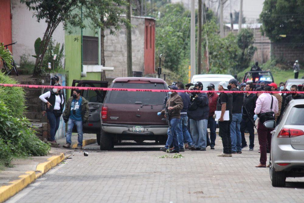 Vinculan a proceso a los que se balacearon con ministeriales en Tlaltenango