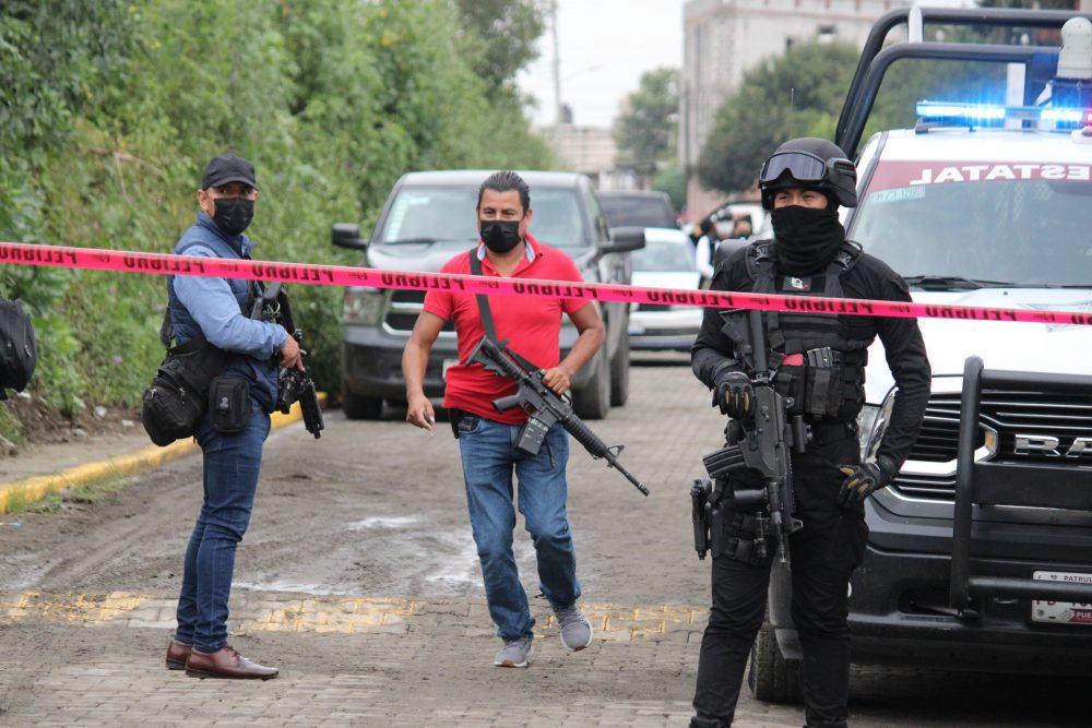 Enfrentamiento entre delincuentes y ministeriales deja en muerto en Tlaltenango