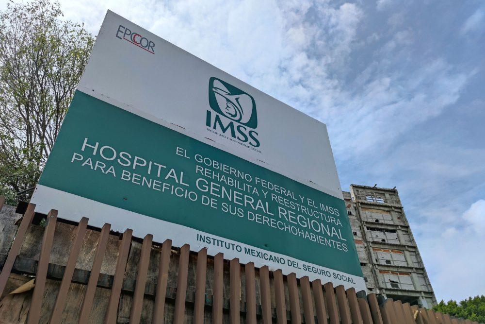 Gobierno federal sin atender la reconstrucción del Hospital San Alejandro: Mario Riestra
