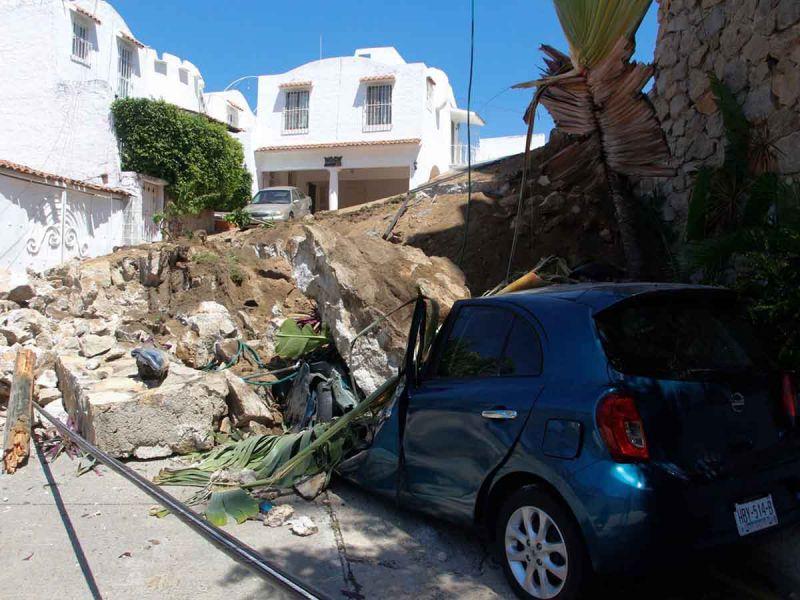 Más de 900 réplicas en Guerrero por el sismo de 7.1
