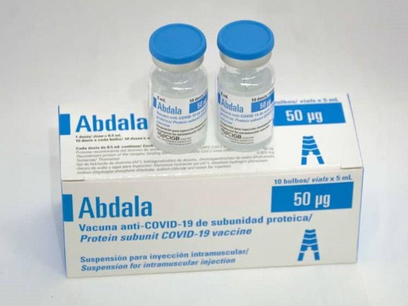 Vacuna Abdalatiene un 90% de efectividad contra variante Delta