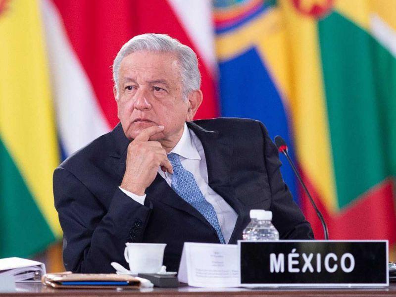 López Obrador clausura la VI Cumbre de la CELAC