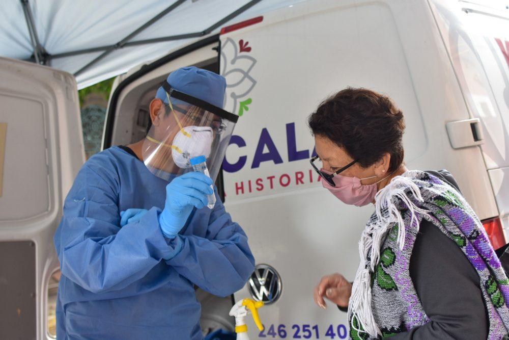 En 72 horas, Puebla sumó 720 nuevos casos de COVID-19