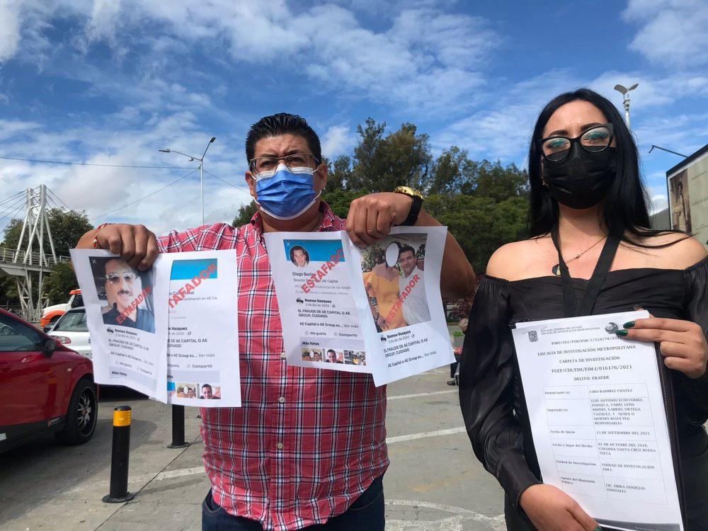 """Se destapa nuevo fraude millonario de una """"financiera"""" en Puebla"""