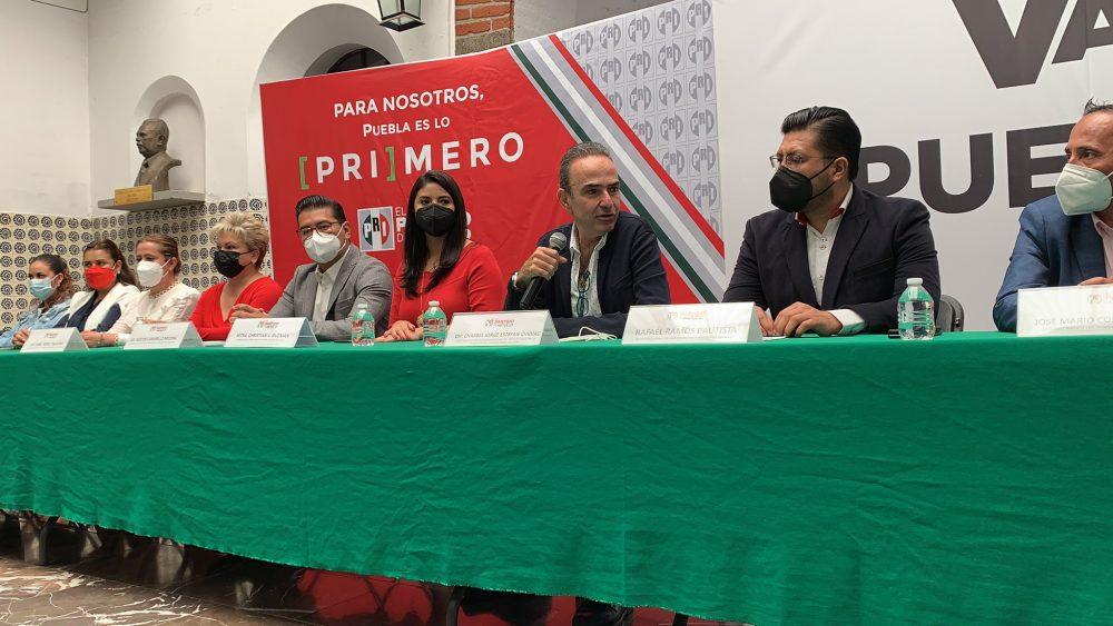 PRI anuncian denuncia contra consejeros electorales de Zacapoaxtla