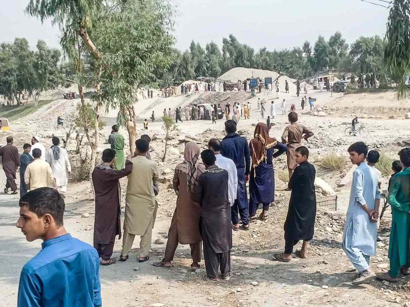 Talibanes sufren nuevo ataque en Afganistán; Estado Islámico se los adjudica