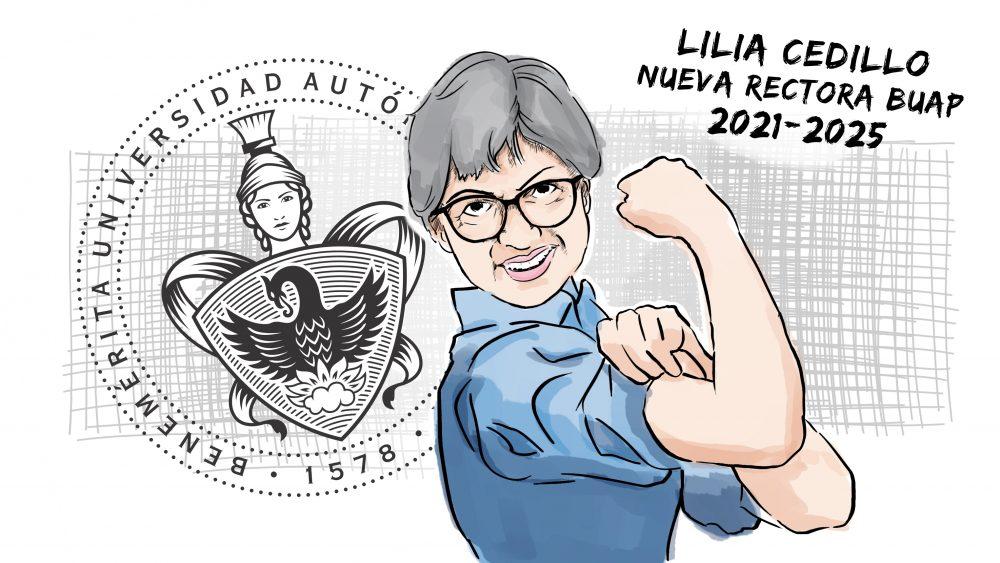 Lilia Cedillo, histórica primera rectora de la BUAP (y sus nuevos tiempos)