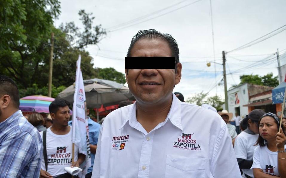 En Morelos, dictan prisión preventiva a ex diputado del PES por delito de violación