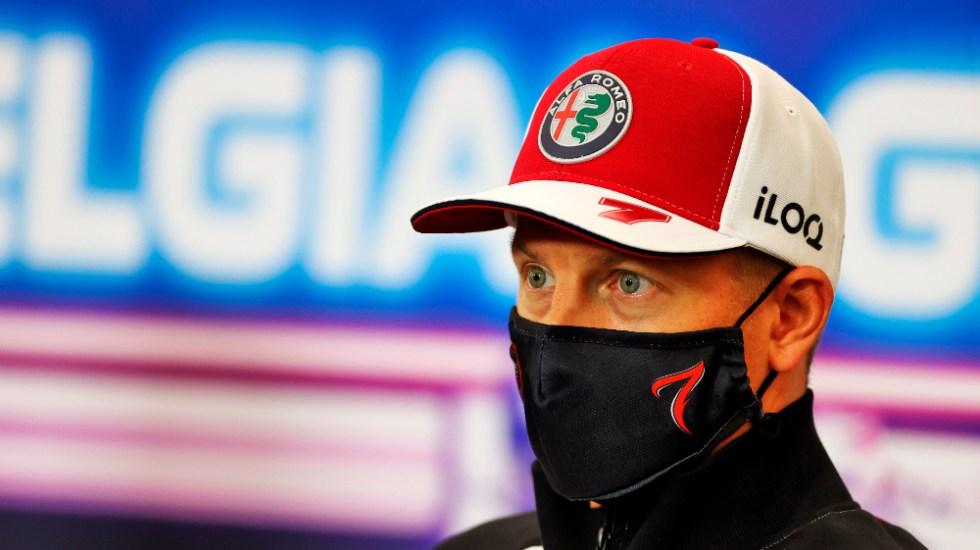 Raikkonen anuncia su retiro de la F1