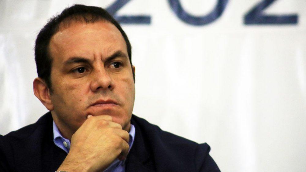 Cuauhtémoc Blanco es denunciado por supuesta red de lavado de dinero