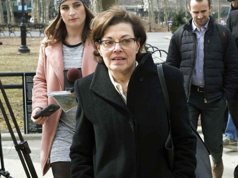 Dan 3 años y medio de cárcel a Nancy Salzman, cofundadora de NXIVM