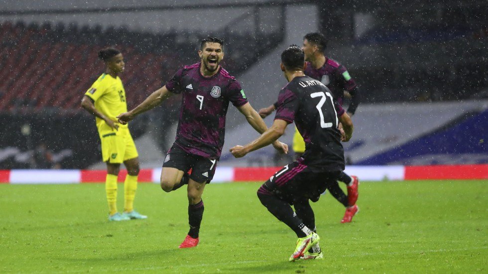 Selección Mexicana gana su primer partido de eliminatorias rumbo a Qatar