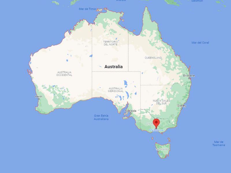 Sismo de magnitud 5.8 golpea el sureste de Australia
