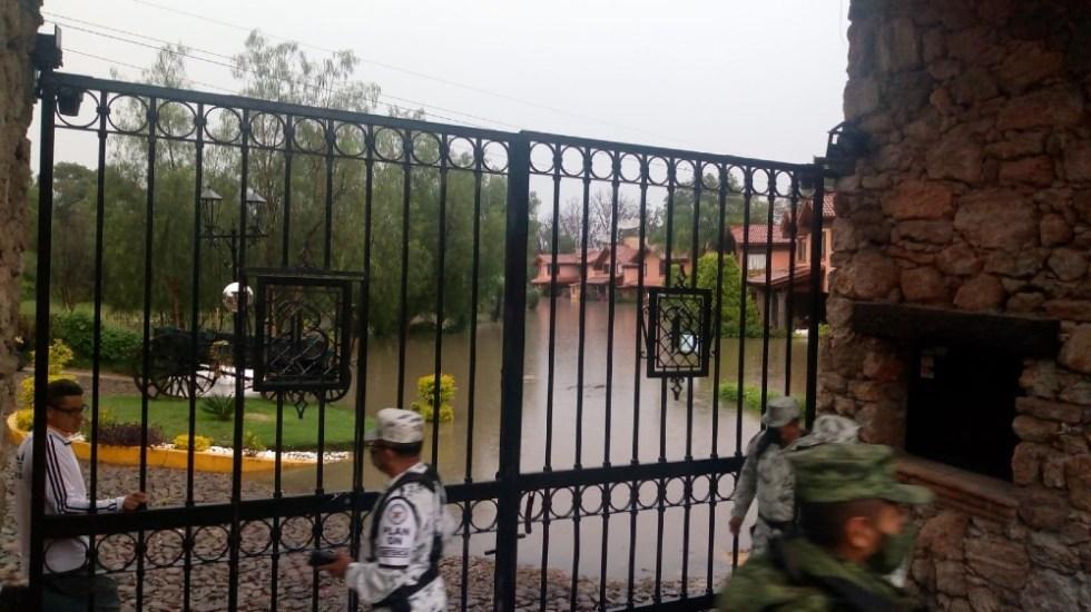 Tras fuertes lluvias e inundaciones activan Plan DN-III-E en Querétaro
