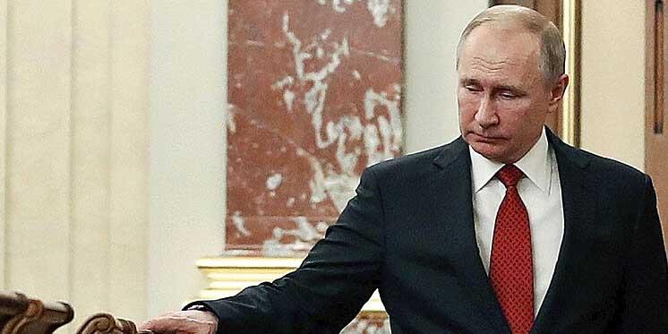 Autoridades prohíben a pareja llamar a su hijo 'Vladimir Putin'