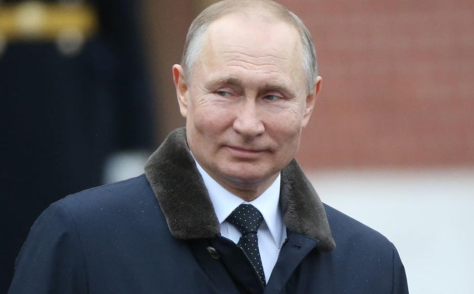 Putin es obligado a aislarse ante contagios de Covid cercanos