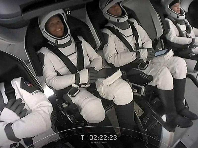 En vivo: SpaceX lanza primer vuelo espacial con tripulación civil