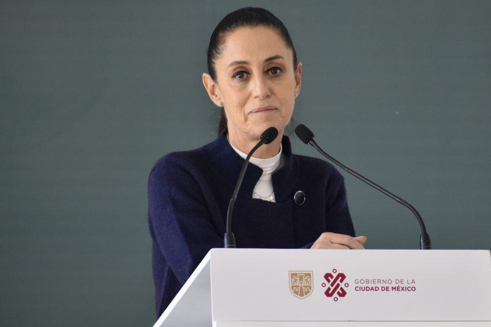 Sheinbaum concuerda que encuesta defina a candidato presidencial de Morena en 2024